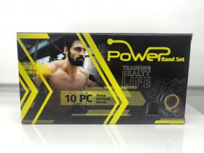 Power Band Direnç Lastiği Set