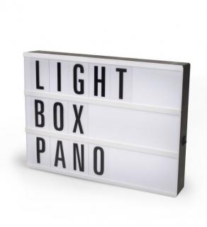 Dekoratif Led Pano Lightbox A6